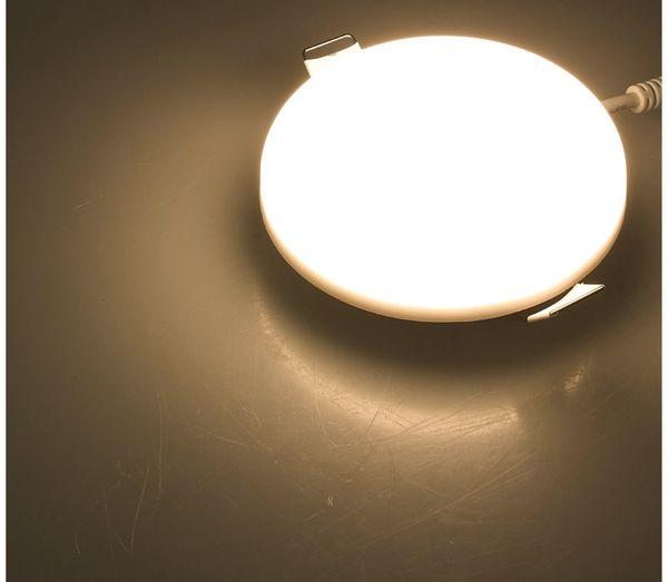 LED-Einbauleuchte, CHILITEC, W360, 2900K, 6 W, 230 V, rund - Produktbild 5