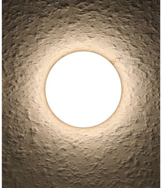 LED-Einbauleuchte, CHILITEC, W360, 2900K, 6 W, 230 V, rund - Produktbild 6