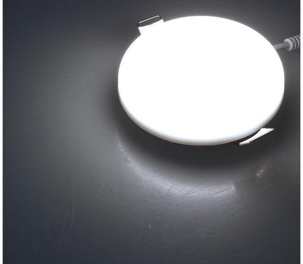 LED-Einbauleuchte, CHILITEC, W360, 4000K, 6 W, 230 V, rund - Produktbild 5