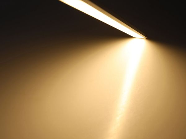 LED-Unterbauleuchte CHILITEC Comprido 600, 3000K, 10 W, 230 V - Produktbild 7
