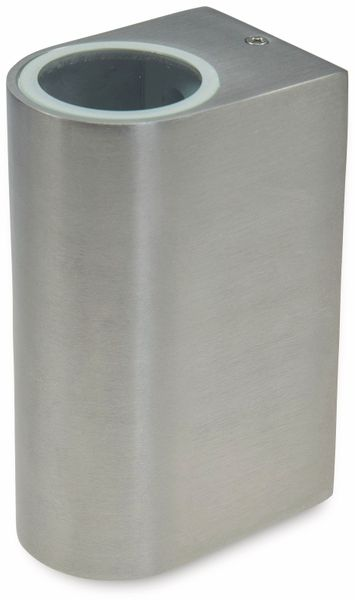 Wandleuchte CHILITEC CTW-2, IP44, 2x GU10, Edelstahl - Produktbild 5