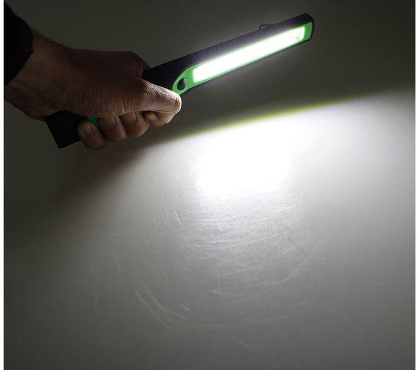 LED Taschenlampe CHILITEC CAL-COB 300, 300 lm, Haken, Magnetfuß - Produktbild 6