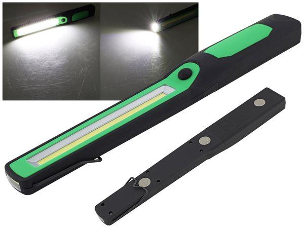 LED Taschenlampe CHILITEC CAL-COB 300, 300 lm, Haken, Magnetfuß - Produktbild 8