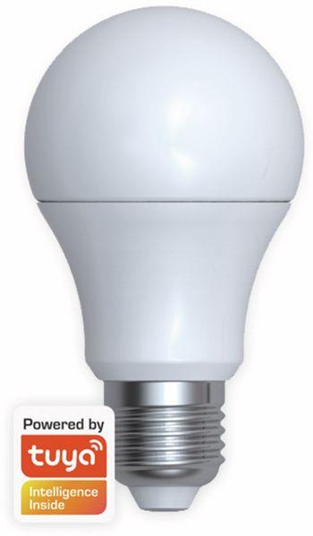 LED-Lampe DENVER SHL-340, 3 Stück, E27, 806 lm, EEK A+, Birne, WW/NW - Produktbild 2