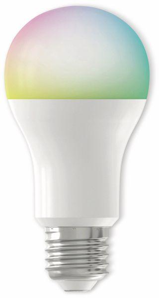 LED-Lampe DENVER SHL-350, 3 Stück, E27, 806 lm, EEK A+, Birne, RGB