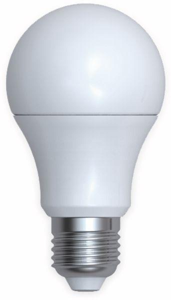 LED-Lampe DENVER SHL-340, E27, 806 lm, EEK A+, Birne, WW/NW