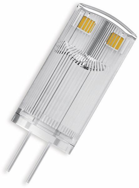 3er Set LED-Lampe, OSRAM, G4, A++, 0,90 W, 100 lm, 2700 K