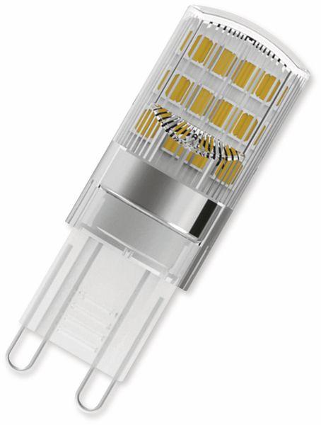3er Set LED-Lampe, OSRAM, G9, A++, 1,90 W, 200 lm, 2700 K