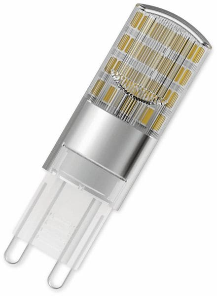 3er Set LED-Lampe, OSRAM, G9, A++, 2,60 W, 320 lm, 2700 K