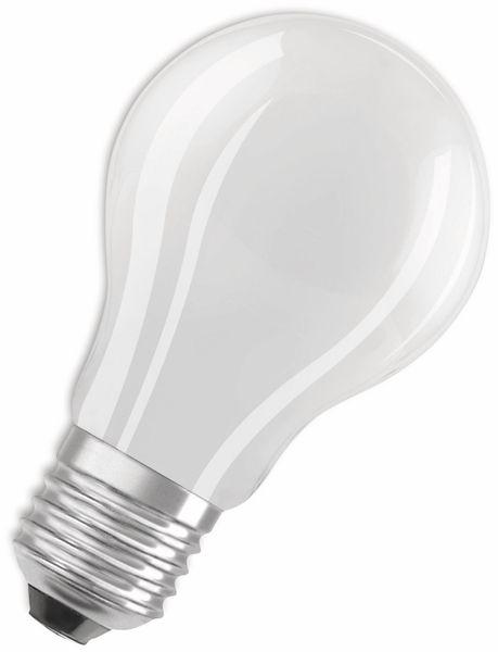 LED-Lampe, OSRAM, E27, A++, 9,00 W, 1055 lm, 2700 K