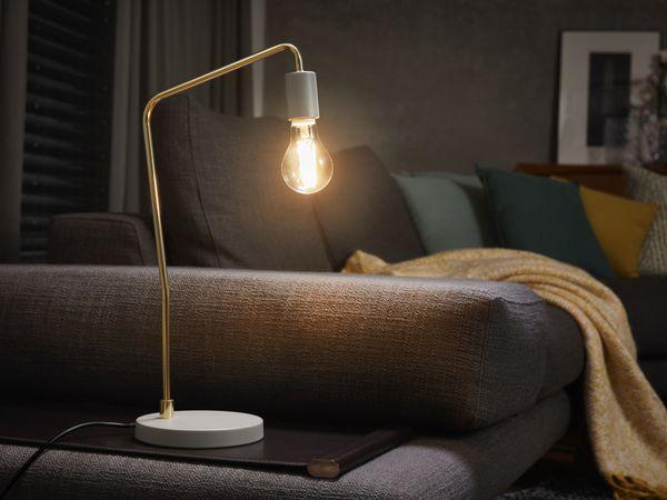 LED-Lampe, OSRAM, E27, A++, 7,00 W, 806 lm, 2700 K - Produktbild 3