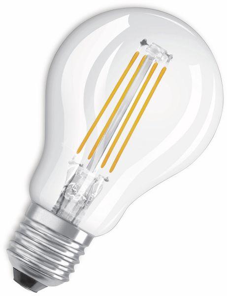 LED-Lampe, OSRAM, E27, A++, 6,00 W, 806 lm, 2700 K
