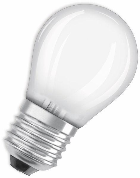 LED-Lampe, OSRAM, E27, A++, 7,00 W, 806 lm, 2700 K