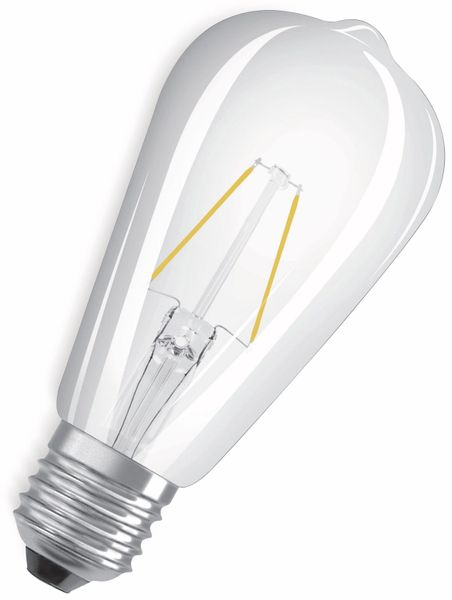 LED-Lampe, OSRAM, E27, A++, 2,50 W, 250 lm, 2700 K