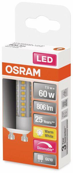 LED-Lampe, OSRAM, GU10, A+, 7,50 W, 806 lm, 2700 K - Produktbild 2