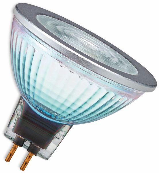 LED-Lampe, OSRAM, GU5.3, A, 8,00 W, 561 lm, 2700 K