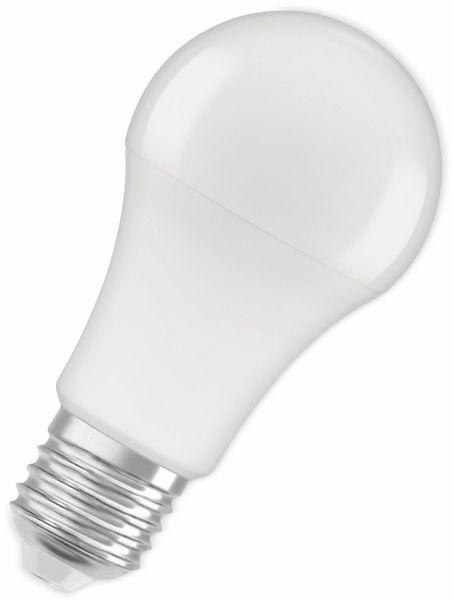 LED-Lampe, OSRAM, E27, A+, 10,00 W, 1055 lm, 2700 K
