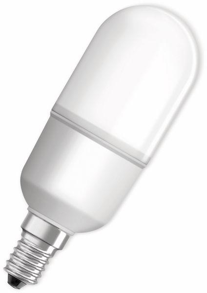 LED, OSRAM, E14, A+, 10,00 W, 1050 lm, 2700 K