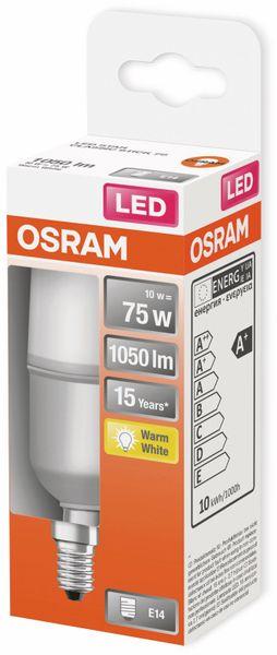 LED, OSRAM, E14, A+, 10,00 W, 1050 lm, 2700 K - Produktbild 2