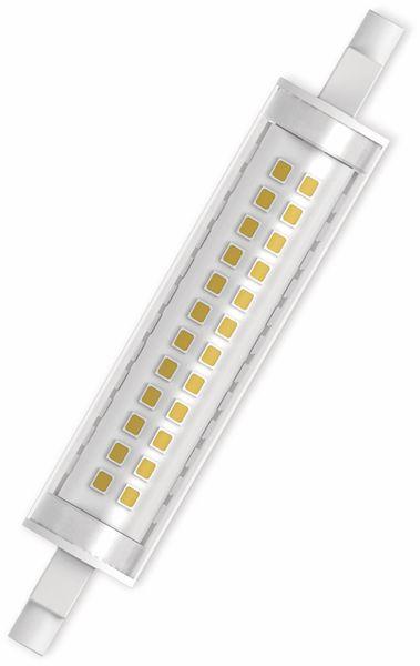 LED-Lampe, OSRAM, R7s, 12 W, 1521 lm, 2700 K