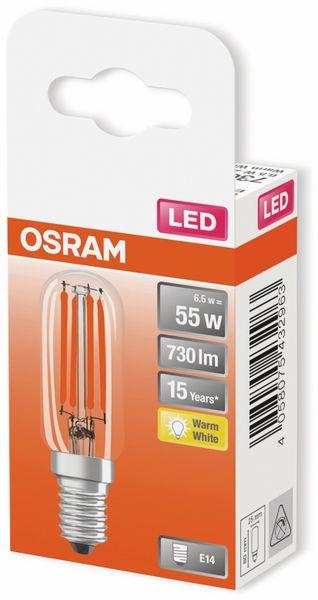 LED-Lampe, OSRAM, E14, 6,5 W, 730 lm, 2700 K - Produktbild 2