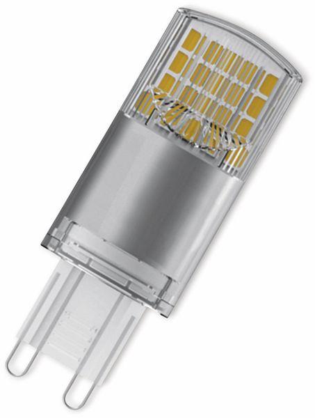 LED-Lampe, OSRAM, G9, A++, 3,80 W, 470 lm, 2700 K