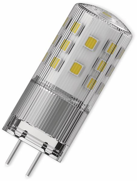 LED-Lampe, OSRAM, GY6.35, A++, 3,30 W, 400 lm, 2700 K