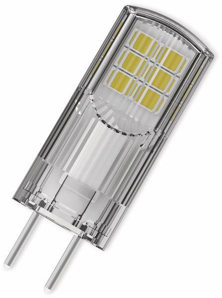 LED-Lampe, OSRAM, GY6.35, 2,6 W, 300 lm, 2700 K