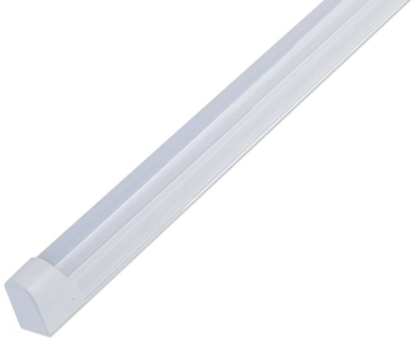 LED-Deckenleuchte, BLULAXA Lichtleiste, 18 W, 1700 lm, 4000 K, 120 cm, IP20