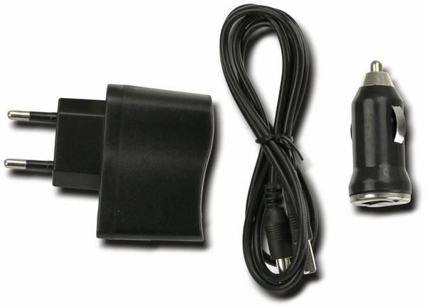LED-Werkstattleuchte, Filmer, 56.106, 60 LED, Akku - Produktbild 4