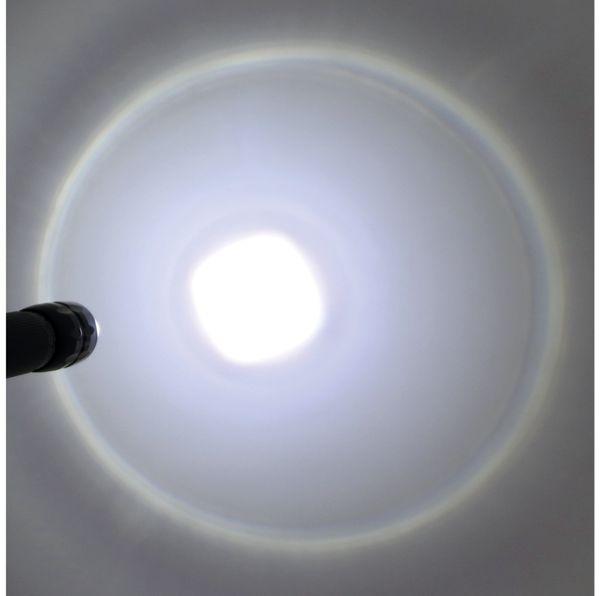 LED-Taschenlampe, WKNF6417, 300lm, schwarz, 10W - Produktbild 8