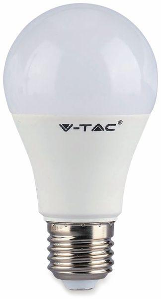 LED-Lampe V-TAC VT-2229 (2766), E27, 9 W, EEK: A+, 806 lm, RGB, mit Fernbedienung - Produktbild 2