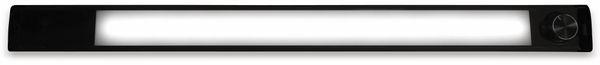 LED-Unterbauleuchten, MÜLLER-LICHT, 20000099, Calina Switch Tone DIM 60, schwarz