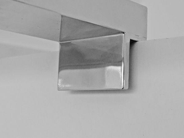 LED-Spiegelleuchten, MÜLLER-LICHT, 20200181, Marin 30, chrome / grau - Produktbild 2