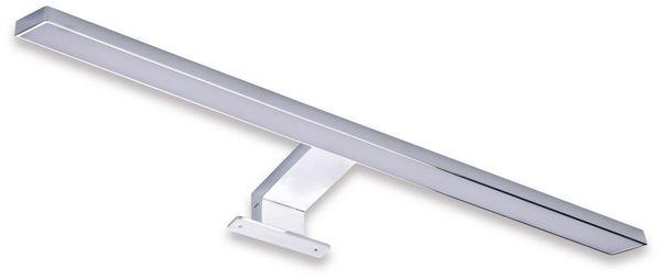 LED-Spiegelleuchten, MÜLLER-LICHT, 20200182, Marin 50, chrome / grau