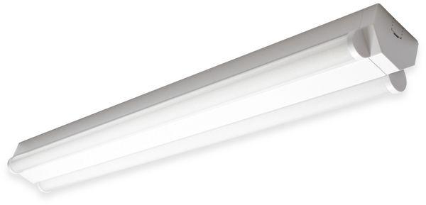 LED Wand- und Deckenleuchte, MÜLLER-LICHT, 20300520, Basic 2/60, weiß