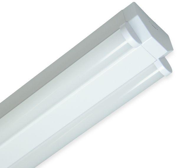 LED Wand- und Deckenleuchte, MÜLLER-LICHT, 20300520, Basic 2/60, weiß - Produktbild 2