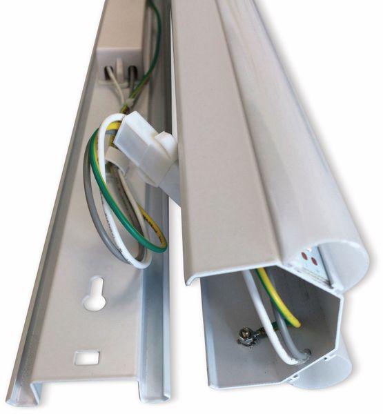 LED Wand- und Deckenleuchte, MÜLLER-LICHT, 20300520, Basic 2/60, weiß - Produktbild 3