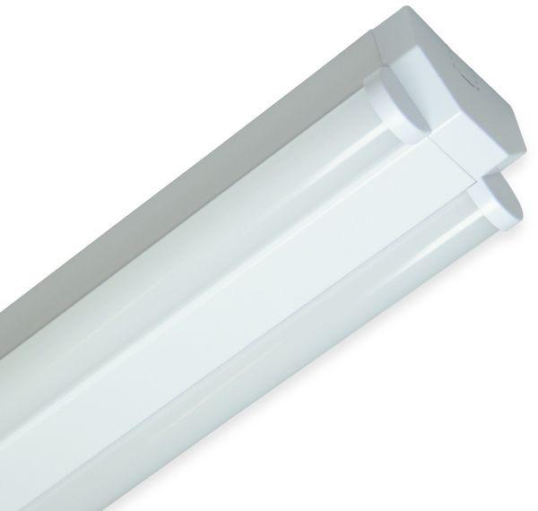 LED Wand- und Deckenleuchte, MÜLLER-LICHT, 20300523, Basic 2/150 , weiß