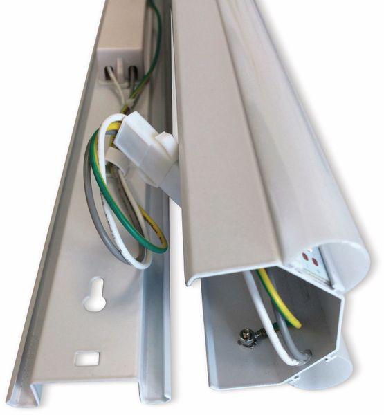 LED Wand- und Deckenleuchte, MÜLLER-LICHT, 20300523, Basic 2/150 , weiß - Produktbild 2