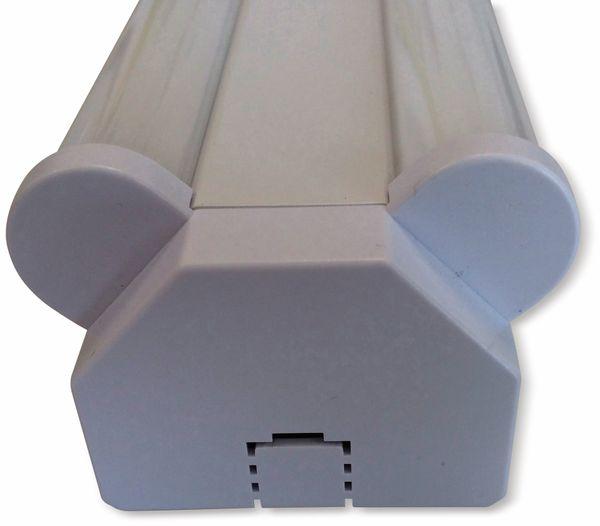 LED Wand- und Deckenleuchte, MÜLLER-LICHT, 20300523, Basic 2/150 , weiß - Produktbild 3