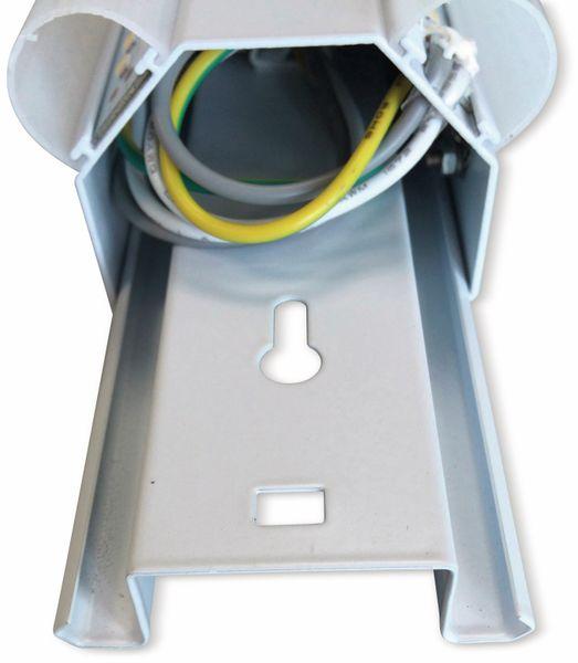 LED Wand- und Deckenleuchte, MÜLLER-LICHT, 20300523, Basic 2/150 , weiß - Produktbild 4