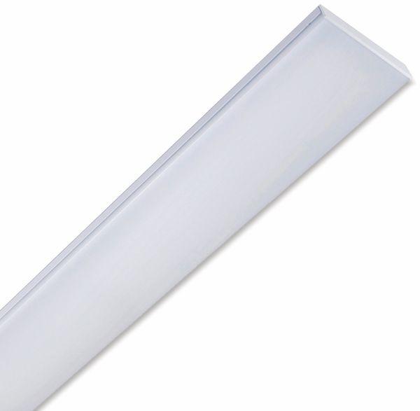 LED Wand- und Deckenleuchte, MÜLLER-LICHT, 20500090, Planus 120, weiß