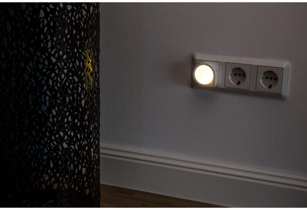 LED-Orientierungslicht, MÜLLER-LICHT, 27700001, Luna Sensor, weiß - Produktbild 4