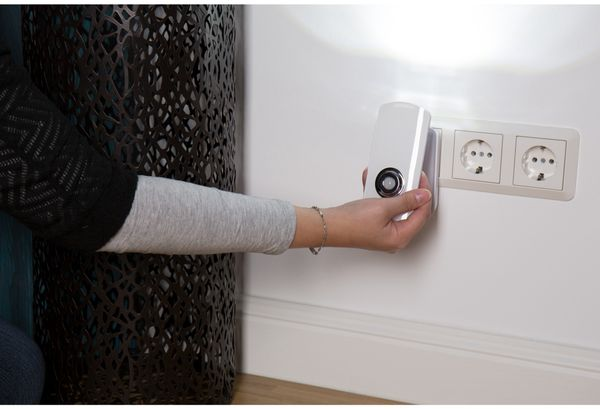 LED-Orientierungslicht, MÜLLER-LICHT, 27700013, Nox Sensor, weiß - Produktbild 7