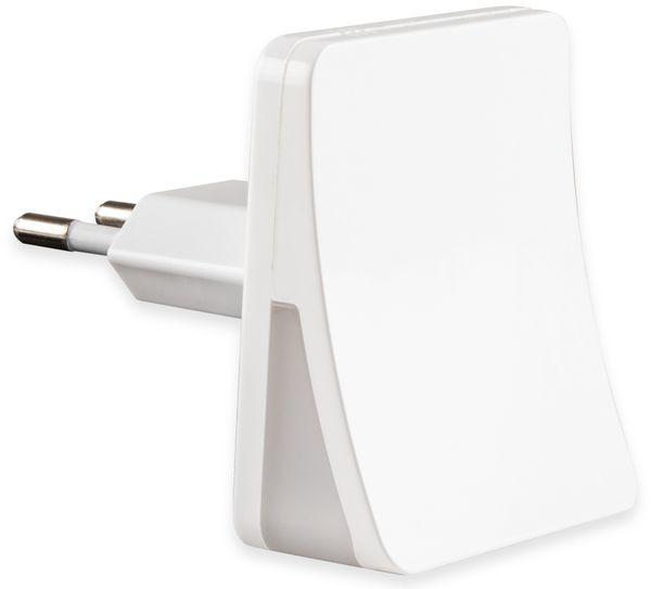 LED-Orientierungslicht, MÜLLER-LICHT, 27700031, Mira Amber Sensor, weiß - Produktbild 2