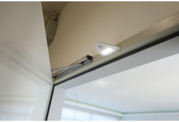 LED-Orientierungslicht, MÜLLER-LICHT, 27700033, Navalux Sensor, weiß - Produktbild 2