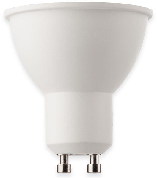 LED-Lampe, Reflektorform, MÜLLER-LICHT, 400368, GU10, 4000K, klar