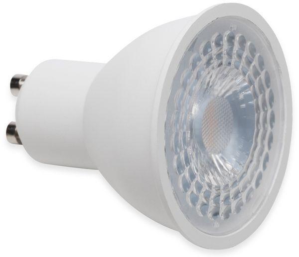 LED-Lampe, Reflektorform, MÜLLER-LICHT, 400368, GU10, 4000K, klar - Produktbild 2