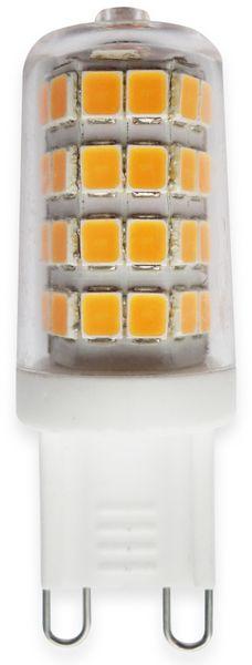 LED-Lampe, Hochvolt Stiftsockel, MÜLLER-LICHT, 400445, G9, klar